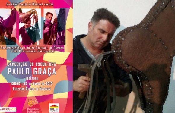Exposição de Escultura de Paulo Graça