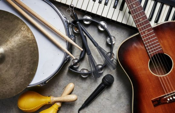 Apoiamos Projetos de Música Amadores