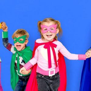 12 Sugestões de Carnaval para as Crianças