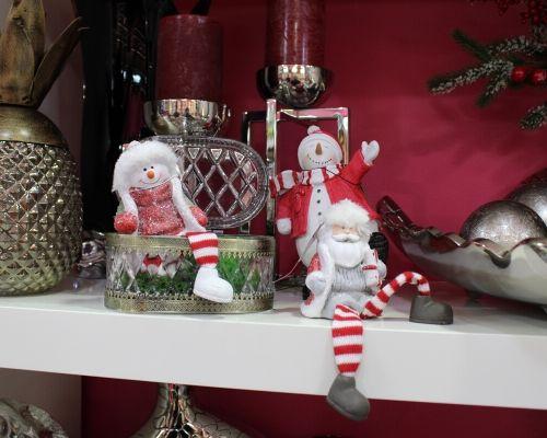 Bonecos de neve para decorar neste natal