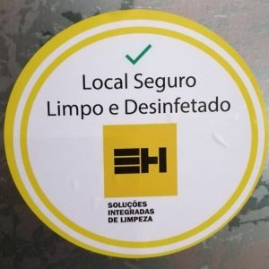 Shopping Center Massamá é um local Seguro, Limpo e Desinfetado