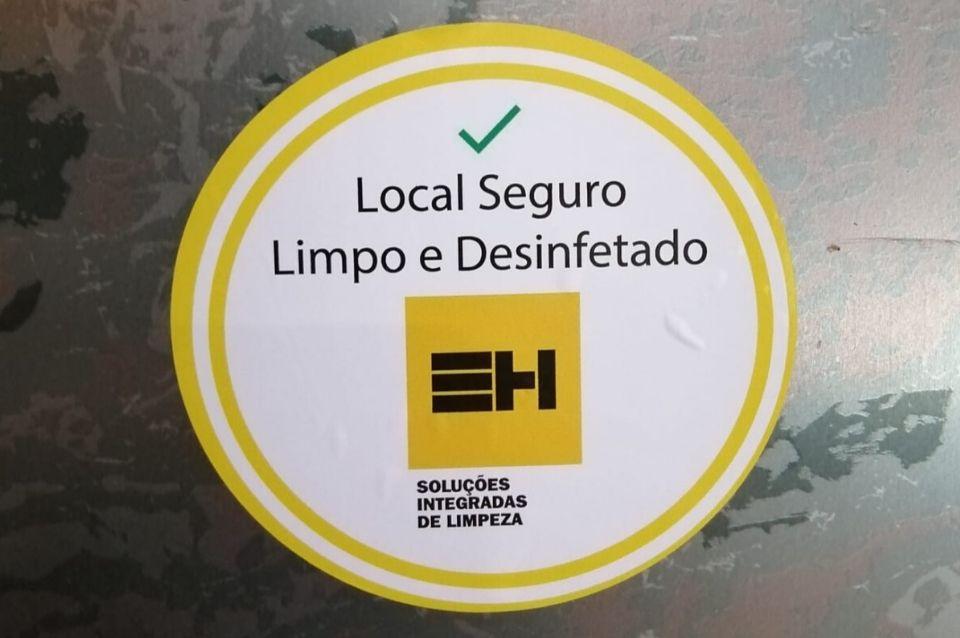 Shopping Center Massamá é um local Seguro, Limpo e Desinfetado